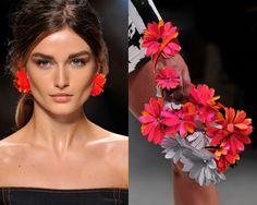Flora, Fauna, Hortalizas y Pasta Fauna, Style Icons, Crown, Trends, Fashion, Vegetables Garden, Flamingo, Moda, Corona