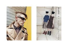 Marc by Marc Jacobs F.W 12.13 Campaign