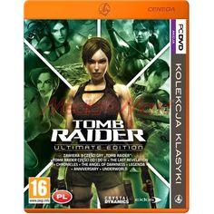 Gra PC CENEGA Tomb Raider: Ultimate Edition (PKK)