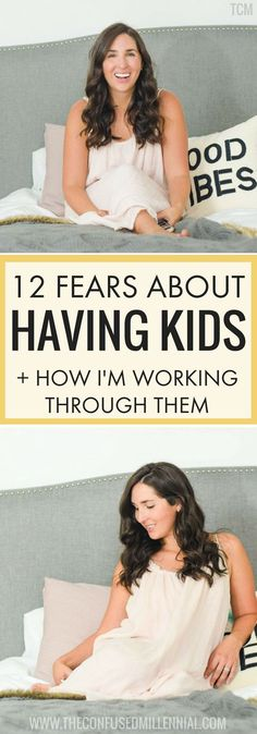 #pregnancy, fears about being a mom, #motherhood, fears about having kids, scared to have kids, scared to be a mom