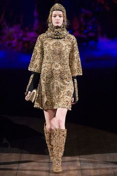 Dolce & Gabbana Herfst/Winter 2014-15 (4)  - Shows - Fashion