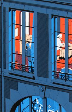 Neighbours - Exhibition on Behance