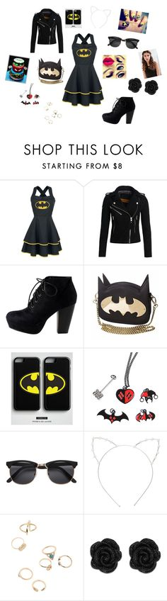 """Get your Geek on..."" by lexilou0131 on Polyvore featuring Superdry, Cara and REGALROSE"
