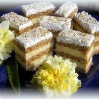 Petre Roman szelet Krispie Treats, Rice Krispies, Pesto, Roman, Cheesecake, Baking, Desserts, Food, Cheesecake Cake