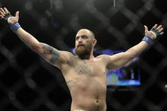 Eye Pokes Ruined Travis Browne's Moment = Travis Browne looked like a gentle giant holding in a nuclear warhead worth of emotions at the UFC Fight Night 81 post-fight press conference. Even the massive beard couldn't hide the agitation and discontent the heavyweight contender endured while.....