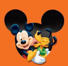 Mickey Mouse and Pluto Disney Cartoon Wallpaper Pluto Disney, Walt Disney, Disney Art, Disney Collage, Disney Pixar, Minnie Mouse, Disney Mouse, Mickey Mouse And Friends, Mickey Mouse Wallpaper