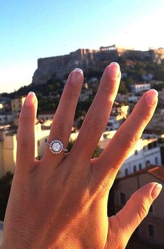 Top Round Engagement Rings See more: #weddings