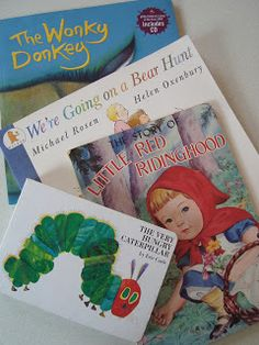 A list of picture Books that are on YouTube