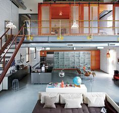 My favorite home of all time!  Container Living