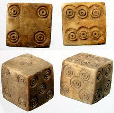 ancient roman dice