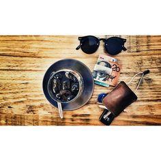 #hardgraft Turn Key Pouch via lobei on Instagram