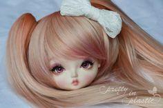 Face-Up: Momoko (Leekeworld Chloe) - Extra by prettyinplastic on DeviantArt