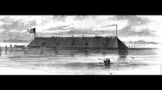 The ironclad CSS Georgia was scuttled by its Confederate crew to prevent the ship from falling to Gen. William T. Sherman as his troops took Savannah.   Now the wreckage is considered so historically significant that dredging the river is prohibited within 50 feet.