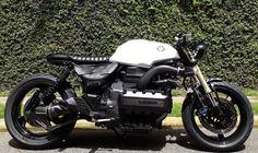 BMW K1100 By @caferacersoul_rd // caferacernation.co // #caferacer