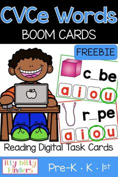 Kindergarten Reading, Kindergarten Classroom, Teaching Activities, Classroom Activities, Cvce Words, Project Based Learning, Reading Resources, Phonics, Differentiation Strategies