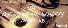 Top 5 Best One Hit Hip-Hop Wonders of the 90s • Word Is Bond