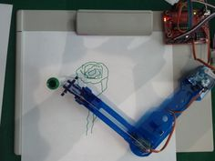 PicassoBot - The Portrait Sketching Robot Kit by The Educated Robot — Kickstarter