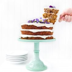 Loaded with carrots, pineapple, coconut, raisins, and cinnamon, one bite and you'll agree: this is the Best Carrot Cake In The World!