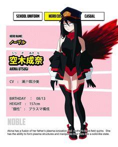 Anime Oc, Oc Manga, Manga Anime One Piece, Chica Anime Manga, Otaku Anime, My Hero Academia Costume, Hero Academia Characters, My Hero Academia Manga, Super Hero Outfits