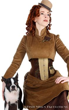 steampunk fashion ...