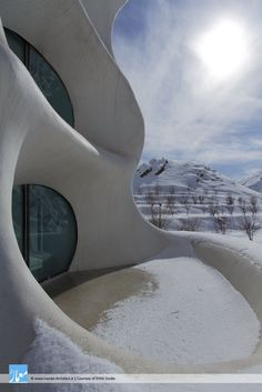 Amazingly cool, Barin hotel in Tehran's Shemshak Ski resort
