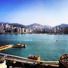 nice day in HK