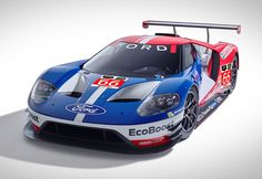 Motor'n | GT40 Plays Movie Role in 'Le Mans'
