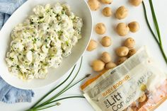 You'll definitely want to add this Greek Yogurt Potato Salad to your arsenal of potato salad recipes. This lightened up version is perfect for picnics.