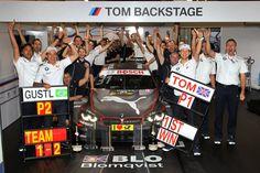 Rookie Blomqvist feiert ersten DTM-Triumph – Podestplatz für BMW Z4 GT3 beim British GT Finale in Donington