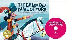 Amazon.com: Grand Old Duke of York (Sing-along Songs: Action) (9781632905765)…
