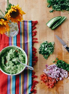Homemade guacamole   Styleactivist