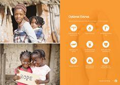 Samaritan Neighbours Branding & Brochure Design by Elitivia | Creative Agency - Launceston Tasmania