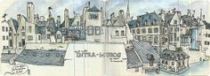 saint-malo by lapin barcelona, via Flickr