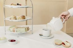 You are invited to try our delicious Afternoon Tea