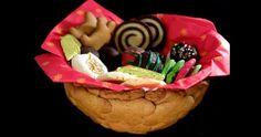 How To Make An Edible Cookie Bowl - Foodista.com