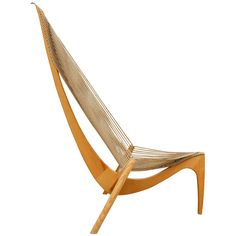 1stdibs | Harp Chair by Jørgen Høvelskov