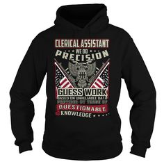 Clerical Assistant Job Title T-Shirt