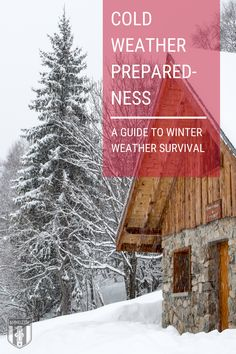 Want to prepare for extreme cold during winters? Read our cold weather survival guide to deal with winter weather and stay warm and safe during a winter storm. #storm #weatherpreparedness #winterweather #survival #guide #preparedness Survival Guide, Survival Skills, Freezing Rain, Winter Survival, Winter Storm, Body Warmer, Body Heat, Extreme Weather, Stay Warm