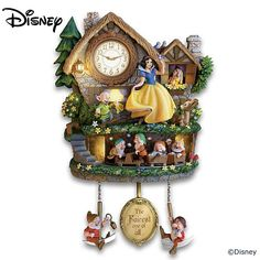 Shop a great selection of Disney Snow White Seven Dwarfs Clock Lights Up Music Motion The Bradford Exchange. Find new offer and Similar products for Disney Snow White Seven Dwarfs Clock Lights Up Music Motion The Bradford Exchange. Film Logo, Walt Disney, Disney Magic, Disney Parks, Disney Pixar, Bradford Exchange Disney, Clock Shop, Up Music, Disney Figurines