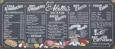 Alotta's Deli Chalkboard Menu | The New Alotta's Deli Chalkb… | Flickr