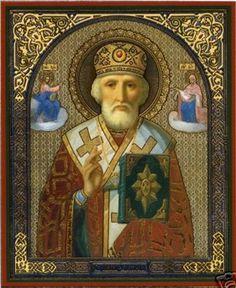 A History of Christmas : Saint Nicholas - The Basis for Santa Clause