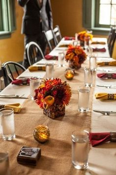 21 Fall Table Design Arrangements For Every Occasion
