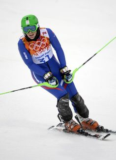DAY 15:  Petra Vlhova of Slovakia after competing in the Alpine Skiing Women's Slalom http://sports.yahoo.com/olympics