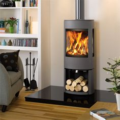 Dovre troline 4MF/WB - A black in colour adhesive cement, withstands heat up to 1200°C