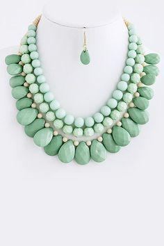 perfect summer necklace http://www.allyandashley.com/triplethreat.html