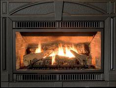 Elite Outdoor Kitchen Kamado Island Direct vent gas fireplace