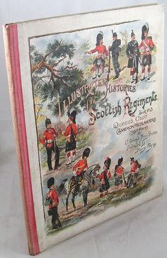 HARRY PAYNE 1893 Regimental History of the 79th Queen's Own Cameron Highlanders