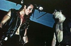 Though it's hard to imagine Jerry Only (left) and Glenn Danzig agreeing to even be in the same room today, for six years they worked together to establish one of punk rock's greatest acts. Here they are during that run, in discussion either before or. Glenn Danzig, Music X, Good Music, Bobby, Jerry Only, Misfits Band, Danzig Misfits, Band Pictures, Psychobilly