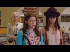 Victoria Justice Stars in The Outcasts (Video) -
