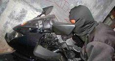 "Kawanan Pencuri Gasak Honda CBR 150 CC dan Suku Cadang di ""Show Room"" TDM Jl P. Diponegoro Bandarlampung"